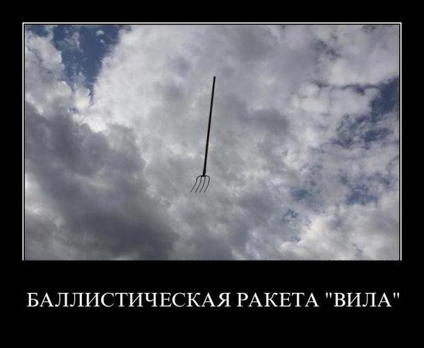 """Баллистическая ракета """"Вила"""""""
