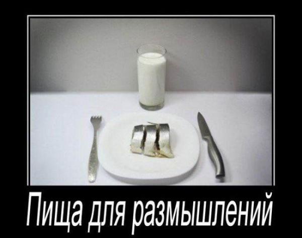 Пища для размышлений