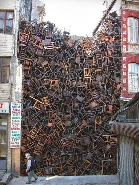 Где умирают стулья