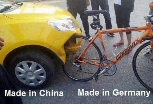 Велосипед велосипеду рознь