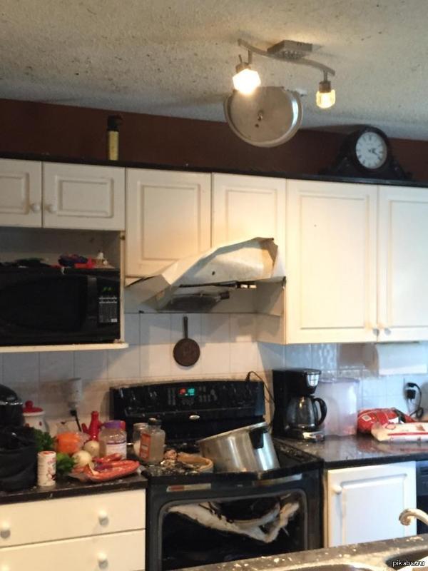 Почему я не люблю готовить