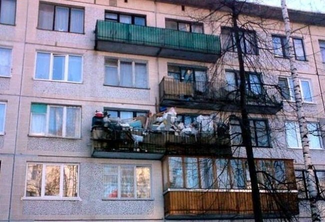 Тайная квартира Плюшкина