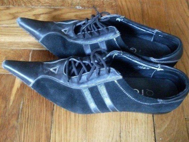 Чёткая обувь