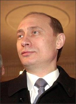Преподобный Путин