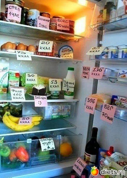 Холодильник-демотиватор
