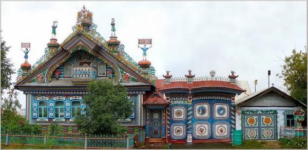 Красивейший дом России
