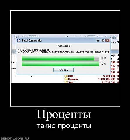 Вот это проценты!!!