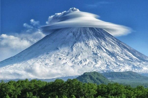 Облако горы