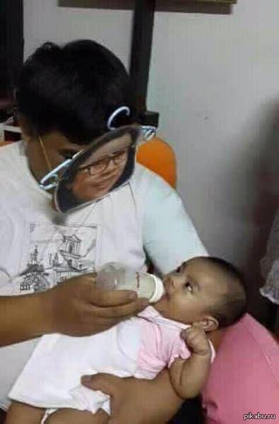 Мама?
